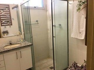 Banheiro - Apartamento Princesa D'Oeste