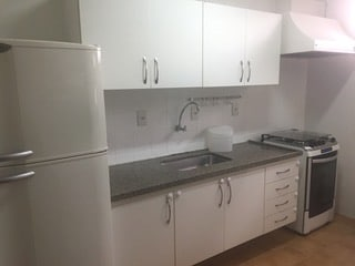 Cozinha - Apartamento Princesa D'Oeste