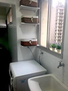 Lavanderia - Apartamento Princesa D'Oeste